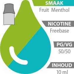 Vype Essentials Fruit Menthol